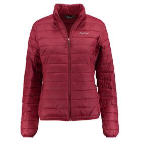 Meru W's Seattle Padded Jacket Rumba Red